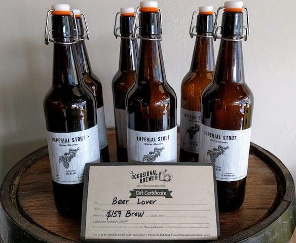 The Occasional Brewer - Brew Your Own Beer